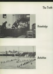 Central High School - Chieftain Yearbook (Muskogee, OK) online yearbook collection, 1955 Edition, Page 7