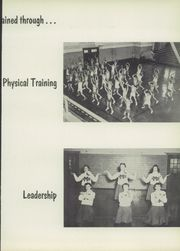 Central High School - Chieftain Yearbook (Muskogee, OK) online yearbook collection, 1955 Edition, Page 8 of 146
