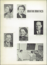 Central High School - Cotton Boll Yearbook (Jackson, MS) online yearbook collection, 1954 Edition, Page 16