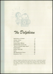 Central High School - Delphian Yearbook (Kalamazoo, MI) online yearbook collection, 1946 Edition, Page 4
