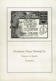 Central High School - Optimist Yearbook (Crookston, MN) online yearbook collection, 1914 Edition, Page 80 of 86