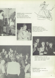 Central High School - Optimist Yearbook (Crookston, MN) online yearbook collection, 1954 Edition, Page 13