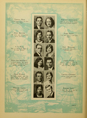 Central High School - Panther Yearbook (Fort Worth, TX) online yearbook collection, 1931 Edition, Page 70 of 184