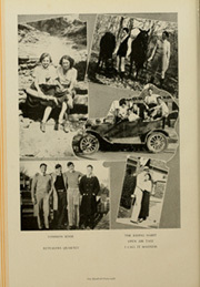 Central High School - Panther Yearbook (Fort Worth, TX) online yearbook collection, 1932 Edition, Page 154