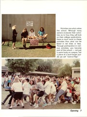 Page 11, 1988 Edition, Central High School - Centralian Yearbook (Phoenix, AZ) online yearbook collection