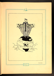 Central High School - Snips and Cuts Yearbook (Charlotte, NC) online yearbook collection, 1925 Edition, Page 13