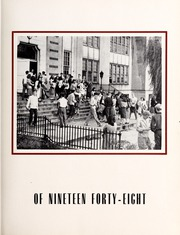 Central High School - Snips and Cuts Yearbook (Charlotte, NC) online yearbook collection, 1948 Edition, Page 7