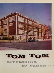 Central High School - Tom Tom Yearbook (Tulsa, OK) online yearbook collection, 1959 Edition, Page 7 of 224