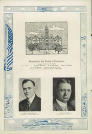 Central High School - Wakitan Yearbook (St Joseph, MO) online yearbook collection, 1918 Edition, Page 4