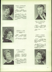 Central High School - Panther Yearbook (York, PA) online yearbook collection, 1962 Edition, Page 39