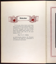 Central Wesleyan College - Pulse Yearbook (Warrenton, MO) online yearbook collection, 1928 Edition, Page 8