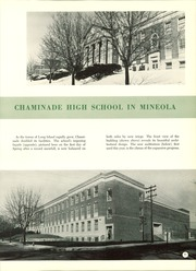 Chaminade High School - Crimson and Gold Yearbook (Mineola, NY) online yearbook collection, 1956 Edition, Page 15 of 262