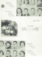 Chandlerville High School - Marugolia Yearbook (Chandlerville, IL) online yearbook collection, 1955 Edition, Page 19
