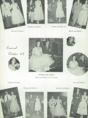 Chandlerville High School - Marugolia Yearbook (Chandlerville, IL) online yearbook collection, 1955 Edition, Page 20 of 64