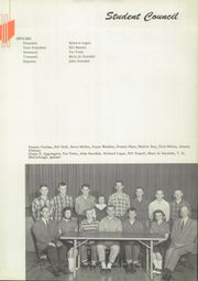 Page 13, 1958 Edition, Chandlerville High School - Marugolia Yearbook (Chandlerville, IL) online yearbook collection