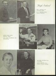 Chapel Hill High School - Bulldog Yearbook (Tyler, TX) online yearbook collection, 1959 Edition, Page 14