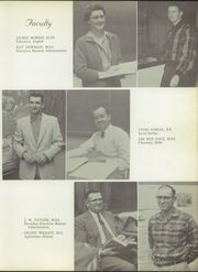 Chapel Hill High School - Bulldog Yearbook (Tyler, TX) online yearbook collection, 1959 Edition, Page 15 of 120