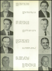 Charles Francis Adams High School - Bantam Yearbook (Clarkston, WA) online yearbook collection, 1958 Edition, Page 14