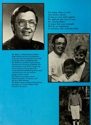 Page 10, 1974 Edition, Charles W Baker High School - Lyre Yearbook (Baldwinsville, NY) online yearbook collection