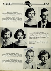 Chase City High School - Mirror Yearbook (Chase City, VA) online yearbook collection, 1953 Edition, Page 14
