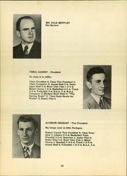 Chatfield High School - Tiger Stripe Yearbook (Chatfield, OH) online yearbook collection, 1952 Edition, Page 16