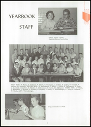 Chatsworth High School - Tale Feathers Yearbook (Chatsworth, IL) online yearbook collection, 1958 Edition, Page 8