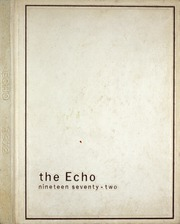Cheatham County High School - Echo Yearbook (Ashland City, TN) online yearbook collection, 1972 Edition, Cover