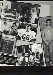 Chesapeake High School - Panther Yearbook (Chesapeake, OH) online yearbook collection, 1983 Edition, Page 7