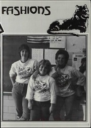 Chesapeake High School - Panther Yearbook (Chesapeake, OH) online yearbook collection, 1983 Edition, Page 9