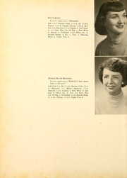 Chester Center High School - Memento Yearbook (Keystone, IN) online yearbook collection, 1953 Edition, Page 16