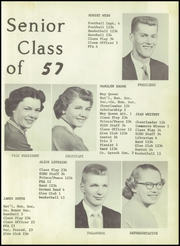 Chester Franklin High School - Hi Lites Yearbook (Chesterville, OH) online yearbook collection, 1957 Edition, Page 7