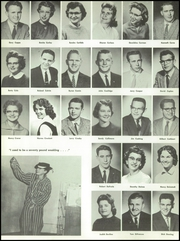 Cheyenne High School - Pow Wow Yearbook (Cheyenne, WY) online yearbook collection, 1960 Edition, Page 16
