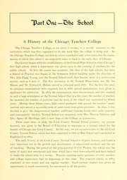 Chicago State University - Emblem Yearbook (Chicago, IL) online yearbook collection, 1912 Edition, Page 9