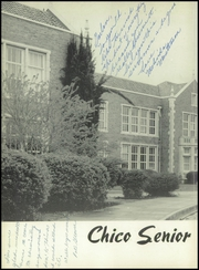 Chico High School - Caduceus Yearbook (Chico, CA) online yearbook collection, 1954 Edition, Page 6