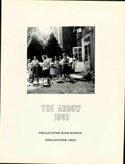 Chillicothe High School - Arrow Yearbook (Chillicothe, OH) online yearbook collection, 1962 Edition, Page 7
