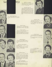 Chillicothe High School - Cresset Yearbook (Chillicothe, MO) online yearbook collection, 1953 Edition, Page 23