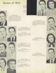 Chillicothe High School - Cresset Yearbook (Chillicothe, MO) online yearbook collection, 1953 Edition, Page 25