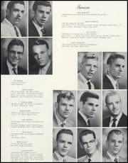 Chillicothe High School - Cresset Yearbook (Chillicothe, MO) online yearbook collection, 1958 Edition, Page 17