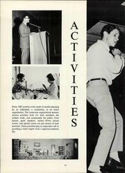 Christian Brothers University - Galleon Yearbook (Memphis, TN) online yearbook collection, 1968 Edition, Page 16