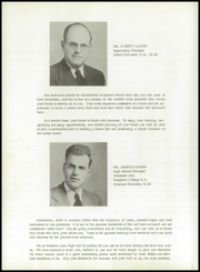 Churchill Area High School - Lance Yearbook (Pittsburgh, PA) online yearbook collection, 1956 Edition, Page 10