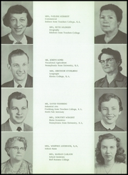 Churchill Area High School - Lance Yearbook (Pittsburgh, PA) online yearbook collection, 1956 Edition, Page 13