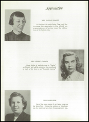 Churchill Area High School - Lance Yearbook (Pittsburgh, PA) online yearbook collection, 1956 Edition, Page 8