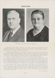 Cincinnati Bible Seminary - Nautilus Yearbook (Cincinnati, OH) online yearbook collection, 1947 Edition, Page 9
