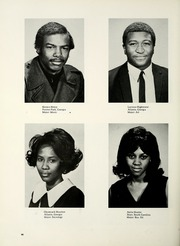 Clark Atlanta University - Panther Yearbook (Atlanta, GA) online yearbook collection, 1971 Edition, Page 92