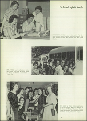 Clarksdale High School - Wildcat Yearbook (Clarksdale, MS) online yearbook collection, 1960 Edition, Page 12