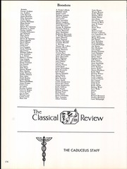 Classical High School - Caduceus Yearbook (Providence, RI) online yearbook collection, 1966 Edition, Page 178