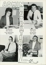 Clear Spring Middle School - Mountaineer Yearbook (Clear Spring, MD) online yearbook collection, 1982 Edition, Page 5