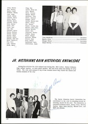 Cleburne High School - Santa Fe Trail Yearbook (Cleburne, TX) online yearbook collection, 1960 Edition, Page 144