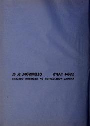 1e9477fa0f41 Clemson University - Taps Yearbook (Clemson