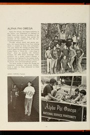 Clemson University - Taps Yearbook (Clemson, SC) online yearbook collection, 1973 Edition, Page 202 of 624